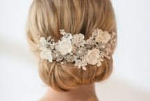 Bridal hair & Accesorries