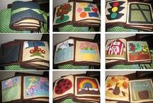 Quiet book Lolinka