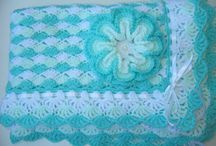 Crochet - Baby blanket