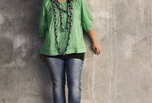 Women's plus size clothing / by Stacey Moss