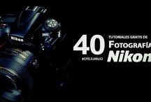 Fotografía nikon