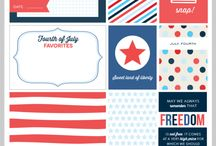 Freebies & Printables - Project Life Cards