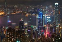 Hong Kong  / My Home Town  / by Barry Fragole