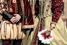 Costums /Historisch/dresses/jurken / Nices clothes