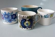 vintage & retro ceramics etc