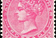 St. Christopher Stamps