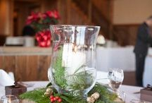 Winter wedding / by Jessica Byrum