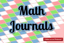 Math Journals / Are you using interactive math journals or interactive notebooks in your classroom? Math Journals, or problem solving notebooks are books in which students record their math work and thinking. FOLLOW along as I add awesome interactive math journal finds on Pinterest!!