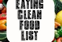 Clean/Healthy Eating / by Kristie Frentsos Browning