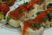 Köfteler Balık ve Et Yemekleri