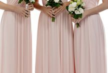 Bridesmaids Dresses / Bridesmaids Dresses and Ideas. The latest bridesmaids trends inspire us to design our latest Bridesmaids Jewellery!