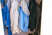Coat cupboard ideas
