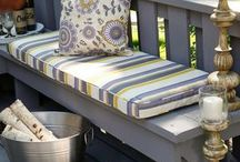 Patio's and furniture / All thing nice and do it yourself, ideas and inspriation