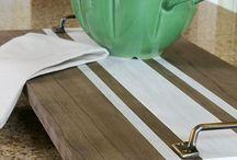 Trays updo / Craft