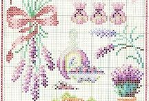 Crossstitch / by Brenda Reichstetter