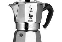 Kávovary Bialetti / Jednoduché moka konvičky, kávovary nebo bialetky