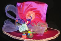 Willy Wonka and the Chocolate Factory Hats / Willy Wonka and the Chocolate Factory Hats we've made!