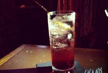 Drinks, comida
