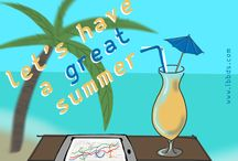 Let's Have a Great Summer / Let's Have a Great Summer (2016) by ibbds