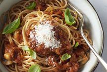 Heerlijke pasta