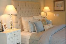 bedroom / by Victoria Hutsell