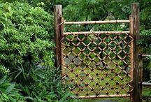 Bamboo - Gates