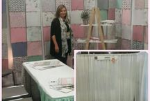FabScraps at the International Quilt Market  2016