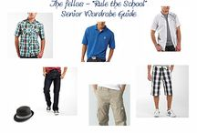 Senior Guys - What to Wear