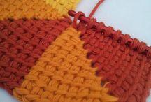 Tunis crochet