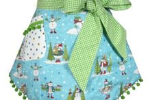 Aprons / by Heather Carr