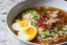 17 ramen noodles