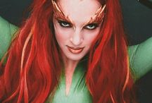 ch : poison ivy / DC character • pamela lillian isley • gotham city • expertise in botany and toxicology • plant manipulation  —  they can bury me in the ground, as deep as they like. but I'll grow back, we always grow back. don't we, baby?