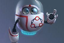 Characters - Robots