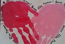 Peinture mains et pieds