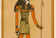 Ancient Egypt, Egyptology and Egyptomania / Древний Египет, египтология и египтомания