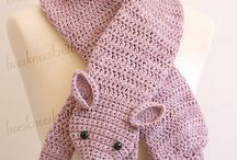 Crochet ideas- hats and scarves / Best crochet hats and scarves ideas