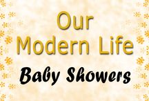 Baby Shower Ideas / Our Modern Life - Baby Shower Ideas