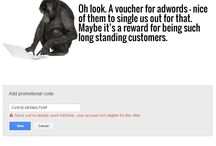 Simian Speaks / Slightly tongue-in-cheek musings on digital marketing from our in-house chimp.