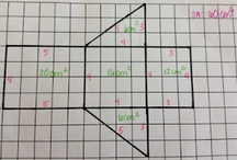 Middle school - math / by Amber Vieth