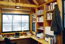 Writing space/shed