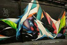 Graffiti art school