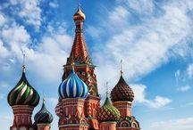 My Russia!