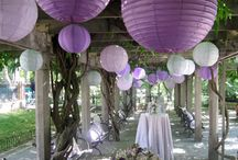 light purple wedding / by Ava Phillips