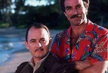 Magnum, Higgins, TC & Rick