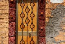 expressive doors