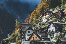 cities, towns, villages, places