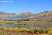 Crested Butte colors