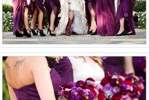 wedding: bridesmaids & flower girls.
