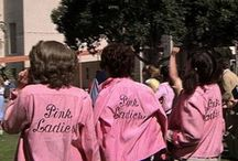 pink lady grease