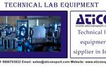 Technical Educational Equipment manufacturer / Technical colleges are required best instrument which are effective for study. Because students need best instrument while doing practical. Colleges should purchase equipment from best Technical Educational Equipment manufacturer. They should search in the market, who is the best service provider and well known. Then only they should choose service providers.